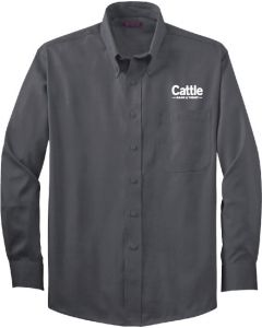 Red House Non-Iron Pinpoint Oxford Shirt - CB