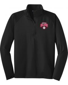 FHS Basketball - Sport-Wick Stretch 1/2-Zip Pullover