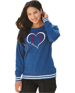 J. America Relay Women's Crewneck Sweatshirt