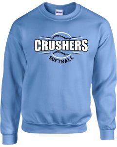 Heavy Blend Crewneck Sweatshirt - Crushers