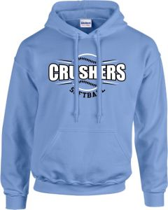 Heavy Blend Hooded Sweatshirt - Crushers