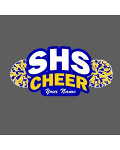 2018 Cheer Cling